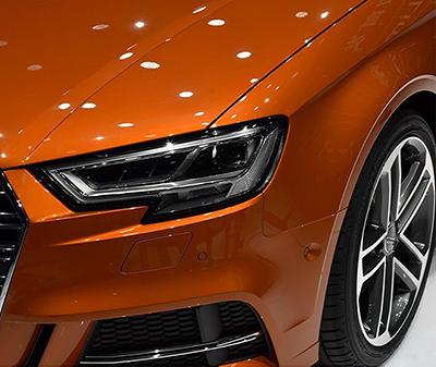 2017上海车展奥迪A3正式上市 起售价18.80万