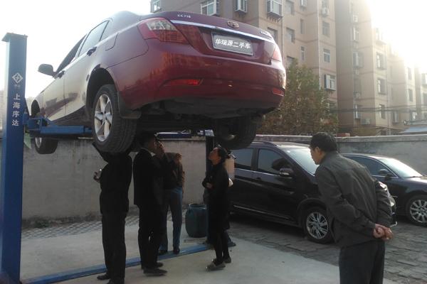 山东二手车评估师教你如何选购二手车?