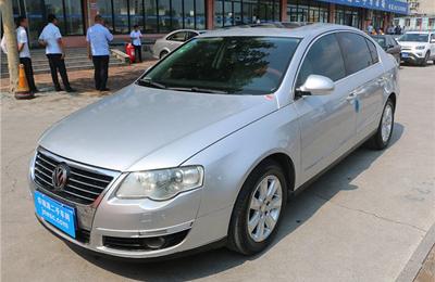 2009款的迈腾DSG豪华型,济南二手车评估师估值多少?