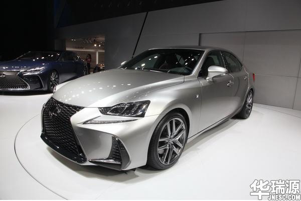 雷克萨斯新车规划曝光 全新LS年底上市