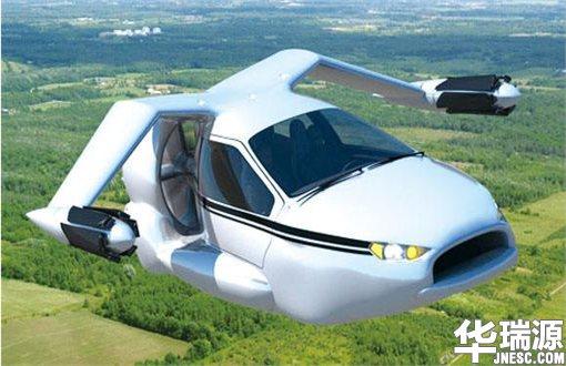 不敢想象!飞行汽车十年内会普及?