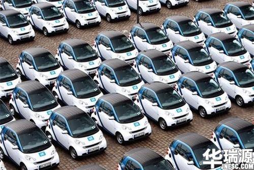 汽车共享受规范,更大风口将爆发