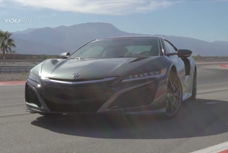 2017 Acura NSX - Interior and Exterior Design|Yo